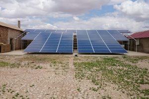 Instalacion Bombeo Solar. Calatrava_01