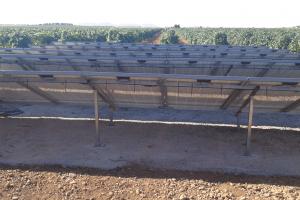 Instalacion Bombeo Solar. Manzanares_01