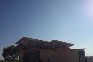 Instalacion Bombeo Solar. Quero_02