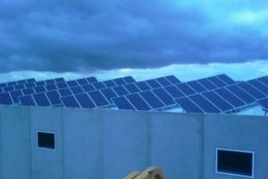 Fotovoltaica Almacén Multiusos Ayto. Rivas Vaciamadrid 50kw