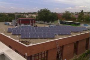 Fotovoltaica Centro 3ª Edad Ayto. Rivas Vaciamadrid 28kw
