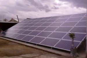 Fotovoltaica Particular Cinco Casas (Ciudad Real) 11kW