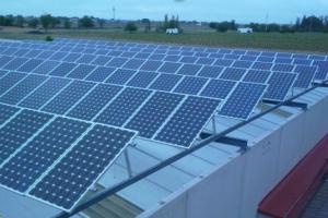Fotovoltaica sobre tejado Grupo CV - Tomelloso (Ciudad Real) 50KW