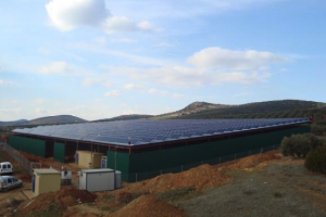 Fotovoltaica sobre tejado Particular en Castellar de Santiago (Ciudad Real) 370KW