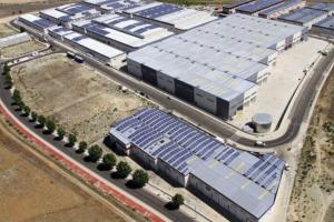 Fotovoltaica sobre tejado Polígono Camporroso - Ciempozuelos (Madrid) 1,1MW_01