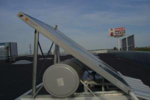 Instalación de Energía Solar Térmica Brico Depot Getafe (Madrid)