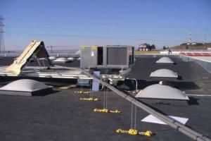Instalación de Energía Solar Térmica Brico Depot León (Castilla León)
