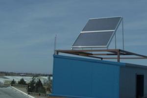 Instalación de Energía Solar Térmica Grupo Mersa Tomelloso (Ciudad Real)