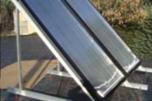 Instalación de Energía Solar Térmica Vivienda Las Rozas (Madrid)_02