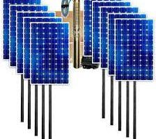 Riego solar 4